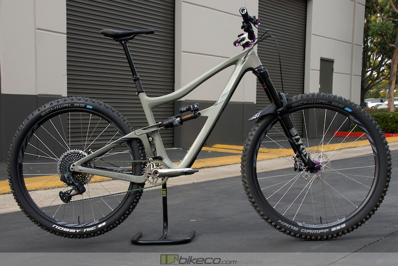 Enjoy some hi-res shots of a custom Ibis Ripmo V2 build before it goes to its new home. In the market Check out BikeCo.com for custom completes upgraded factory builds stock spec and frame swap options.