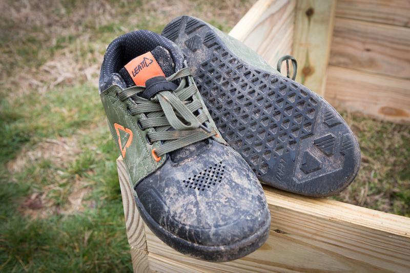 Men/'s Leatt DBX 3.0 Flat Cycling Shoe