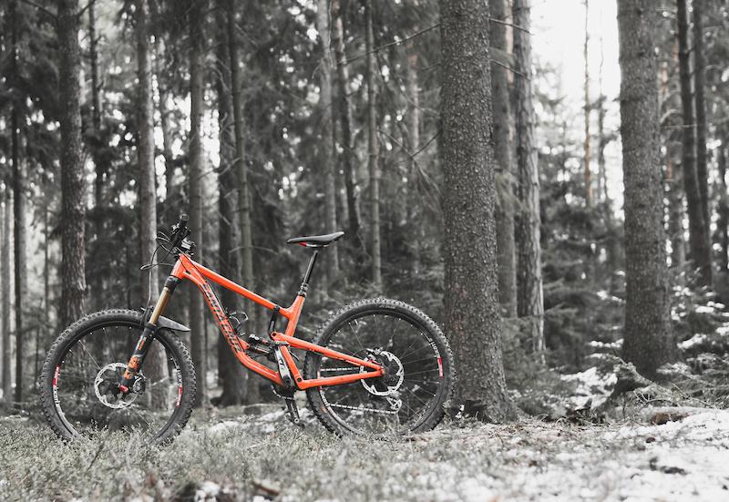 Orange Nomad 2019 mk4