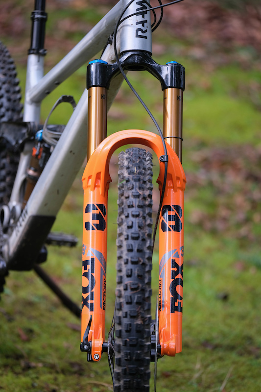 Fox 34 2018 Style Sticker Decal Sets   Enduro Green DH