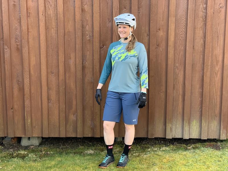 Gore Wear C5 Trail 3//4 Bike Jersey Mens