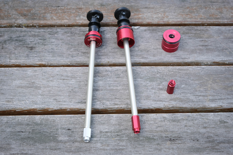 RockShox 35mm Fork Pike//Lyrik//Yari//Revelation IMPROVED Air Side Service Kit