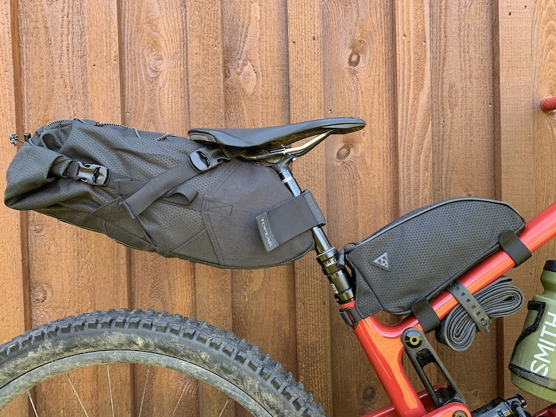 Bikeng Check Out Bags Edition