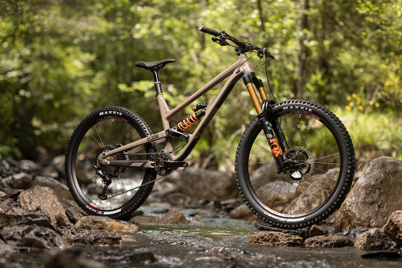 Commencal Releases Updated 2021 Clash - Pinkbike