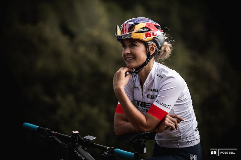 Emily Batty and Trek Part Ways After 12 Years - Pinkbike