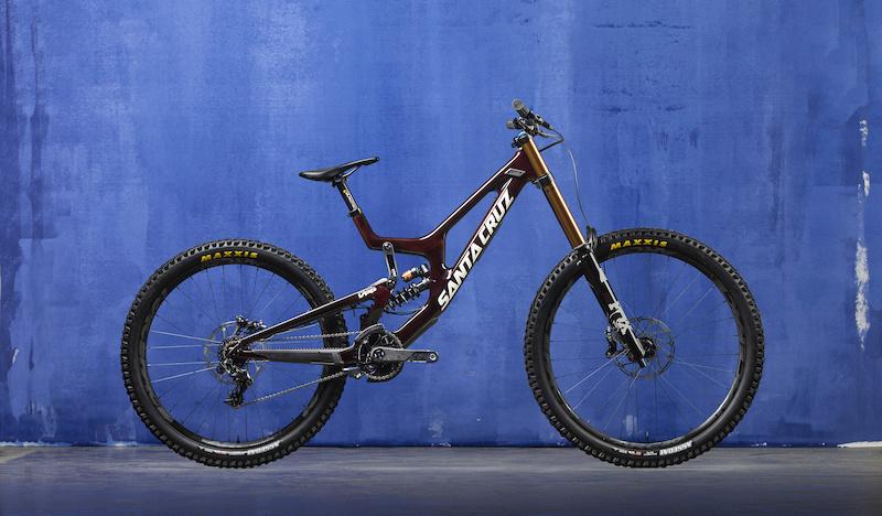 Santa Cruz Bicycles Releases Mixed Wheel V10 - Pinkbike
