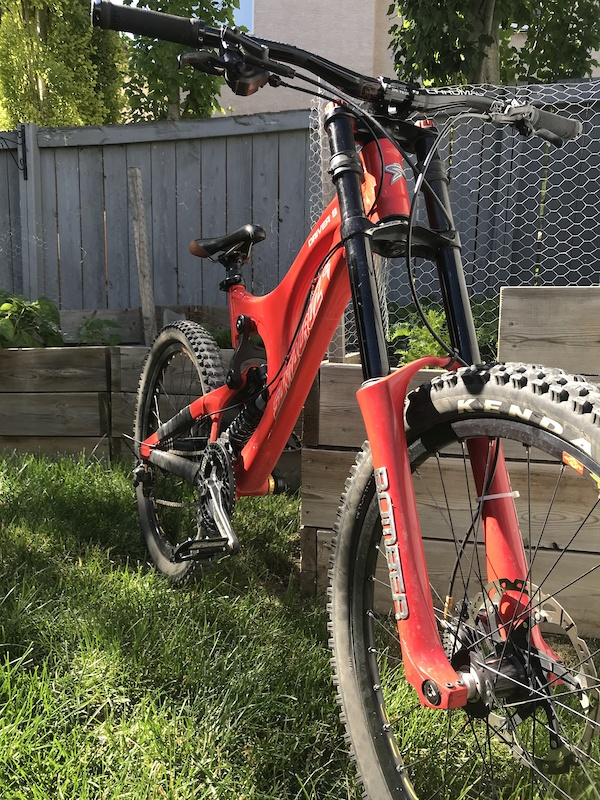 Santa Cruz VP Free Downhill Mountain Bike 16 Small Frame