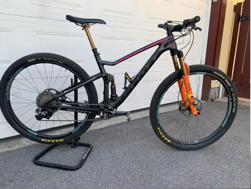 Scott Spark 920 2020 Small   Rebound Cycle