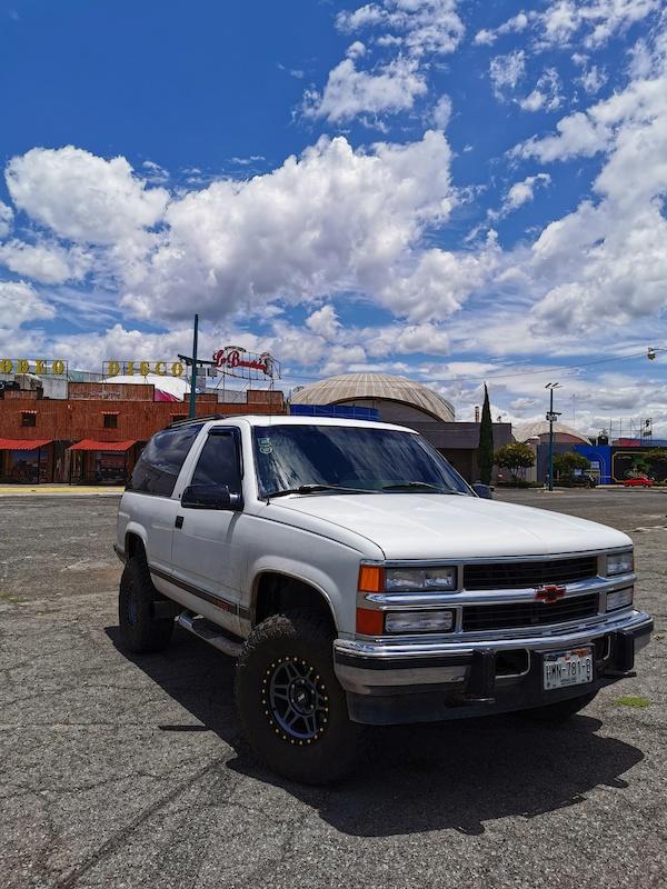 Tahoe k1500 diesel