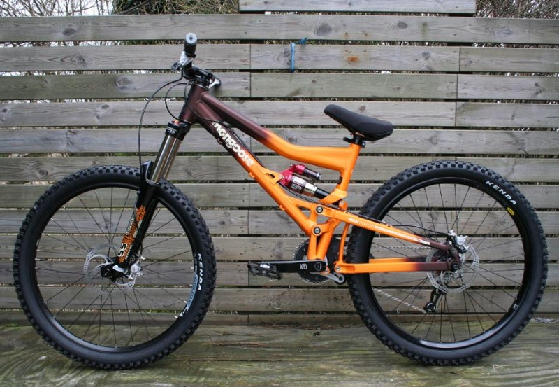 My new Mongoose Khyber Super 2008. Size Small.