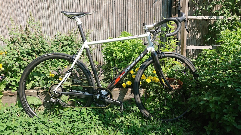 2012 Scapin Style 1x Campy Easton 3t build