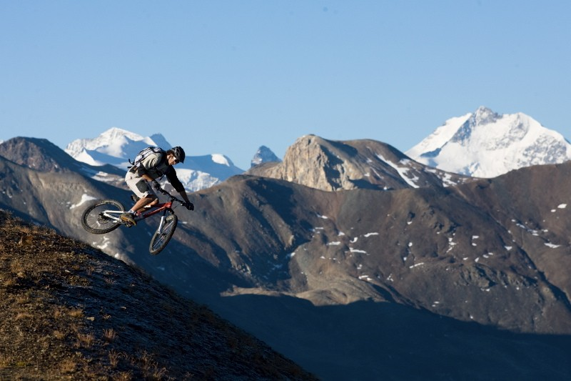 This shot made it on the cover of Bike Magazine Germany.  Shot by Markus Greber