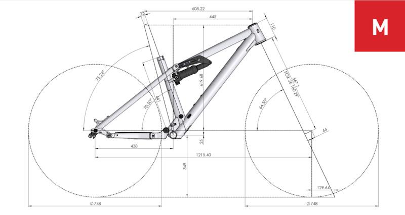 size medium geometry