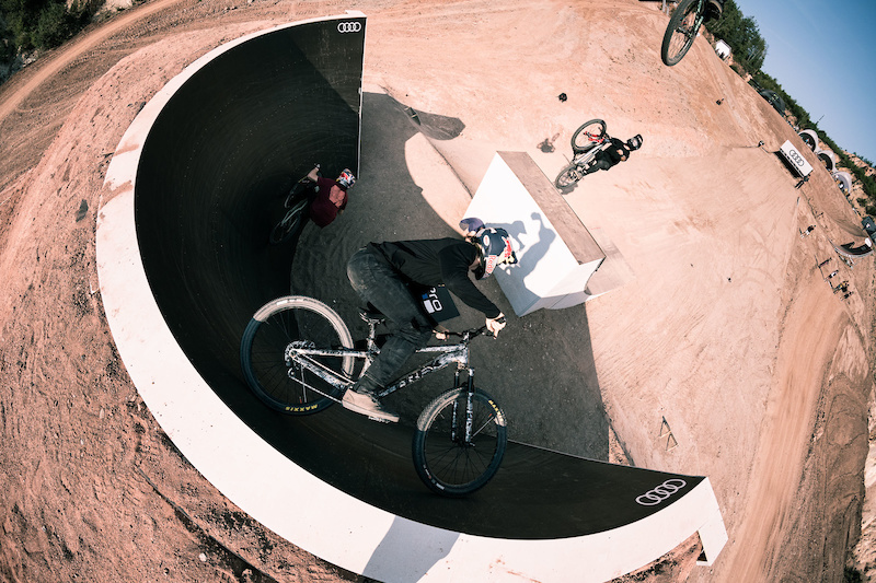 Video: The Best Slopestyle Lines from Audi Nines - Pinkbike