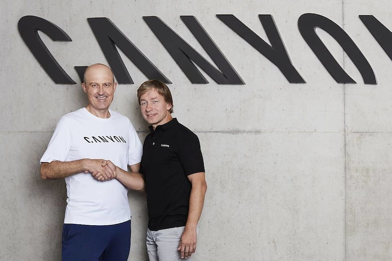 Canyon Founder & CEO Roman Arnold Steps Back After 35 Years - Pinkbike