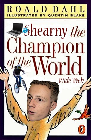 here is matthew shearns latest novel!