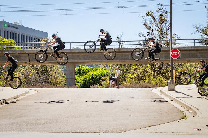 Must Watch: Christian Rigal Rides San Diego on an Enduro Bike in 'Redemption' - Pinkbike