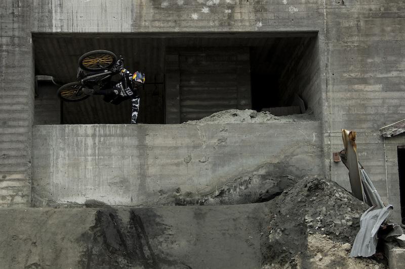 Must Watch: Brandon Semenuk Turns an Abandoned Mine into the Ultimate Line - Raw 100 V6 - Pinkbike