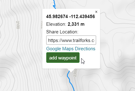 add waypoint screenshot