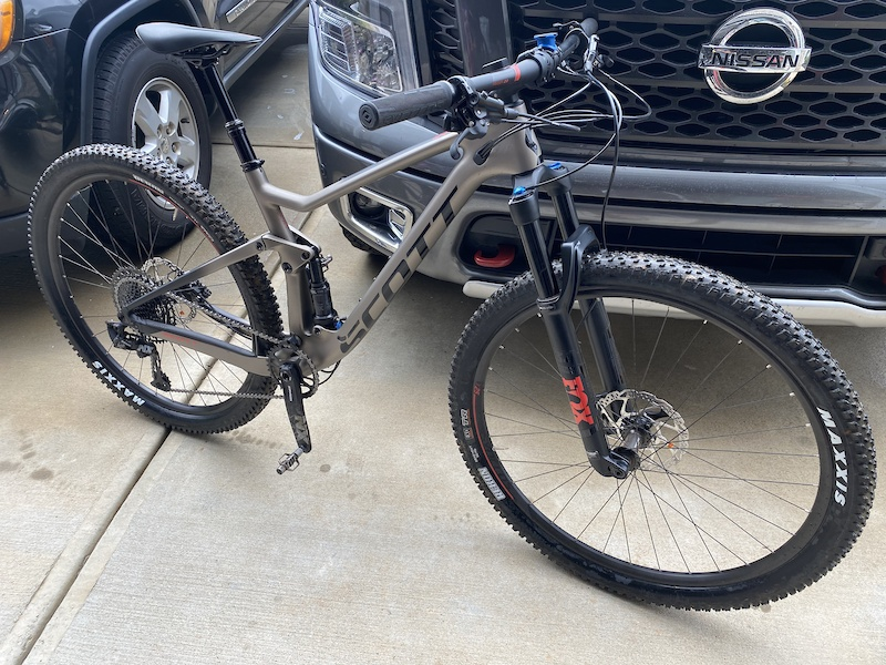 SCOTT SPARK 930 2020 - Bikecafe