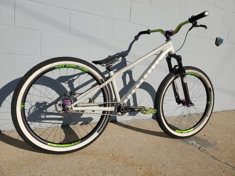 2020 Commencal Absolut Sz  L