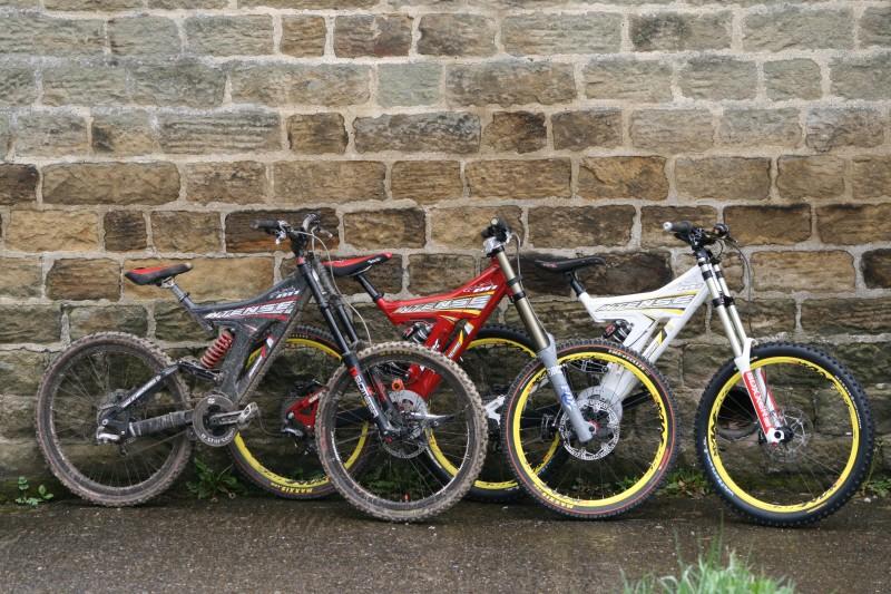 intense m1-the dream bikes!