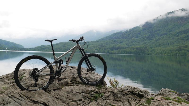 Privateer bikes 161