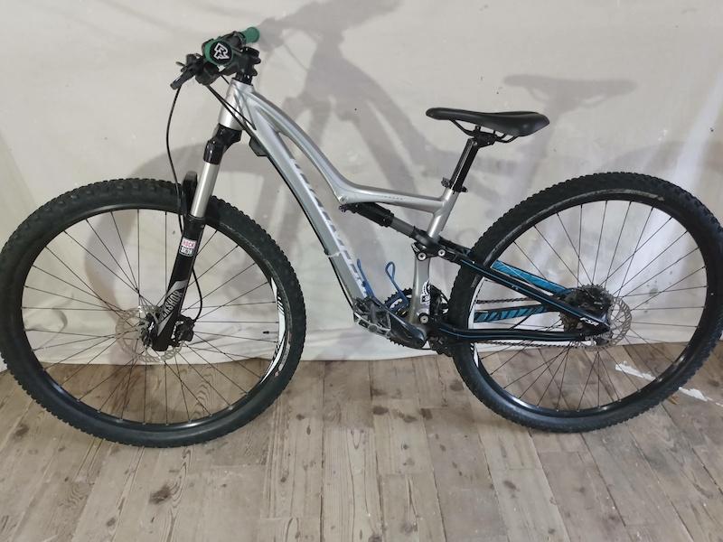 2014 Specialized Rumor Full Suspension Mtn Bike For Sale