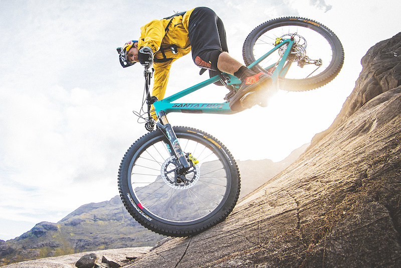 Must Watch: Danny MacAskill Rides Skye's Super Steep Slabs - Pinkbike