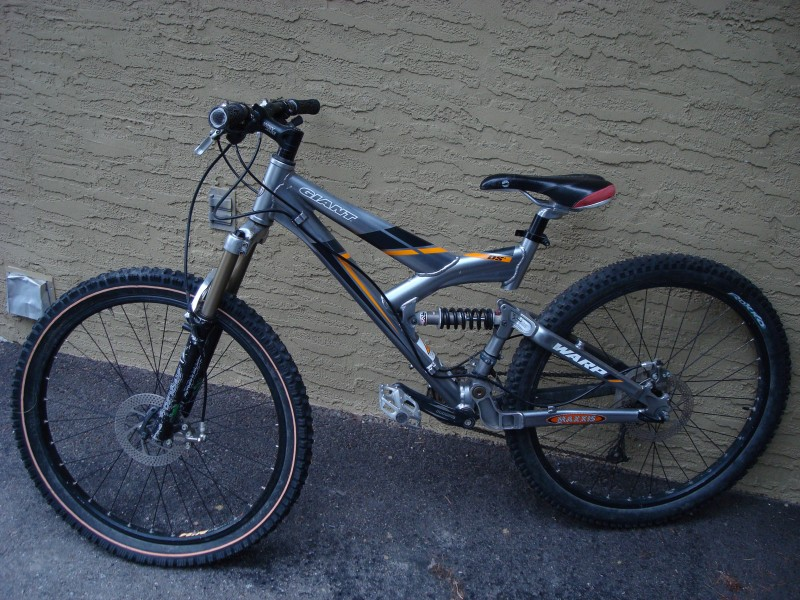2006 Giant Warp Ds1 Size Small For Sale