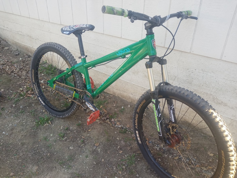 Norco 125 with parts from my old broken frame