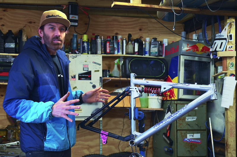 Video: Rob Warner Tries to Rebuild his 1996 World Cup Winning Bike - Pinkbike