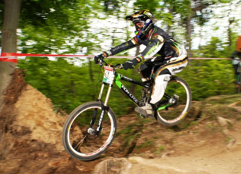Will we see Sam Hill race the 2019 Maribor World Cup? Sam won here in 2007 and 2008.