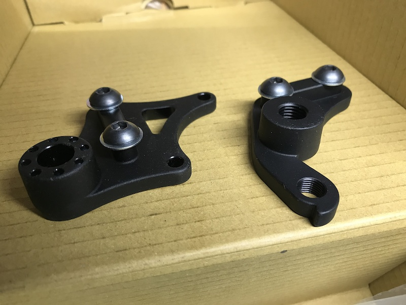 Ferrum dropout set I ordered for spares with the NV 170