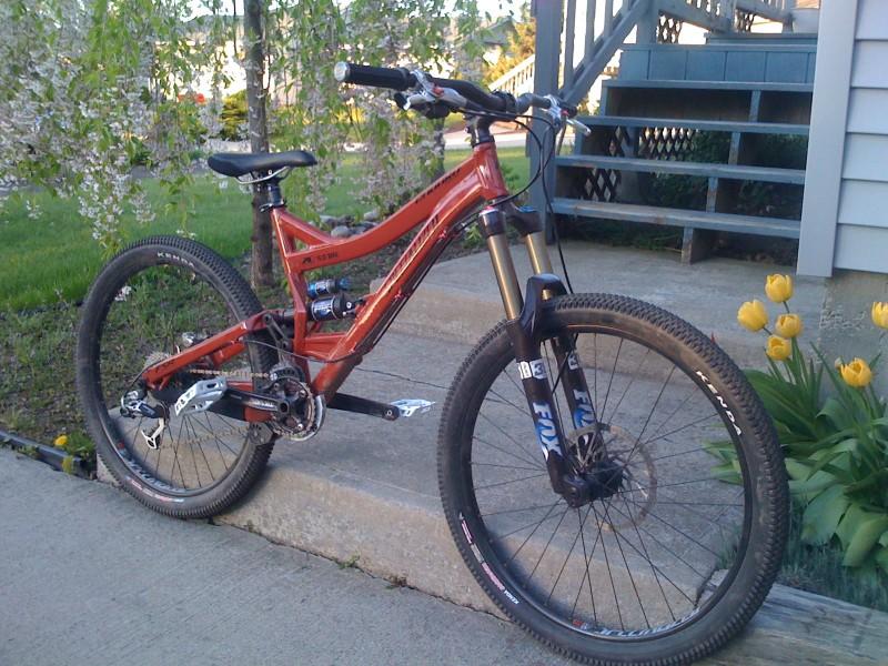my little bike.