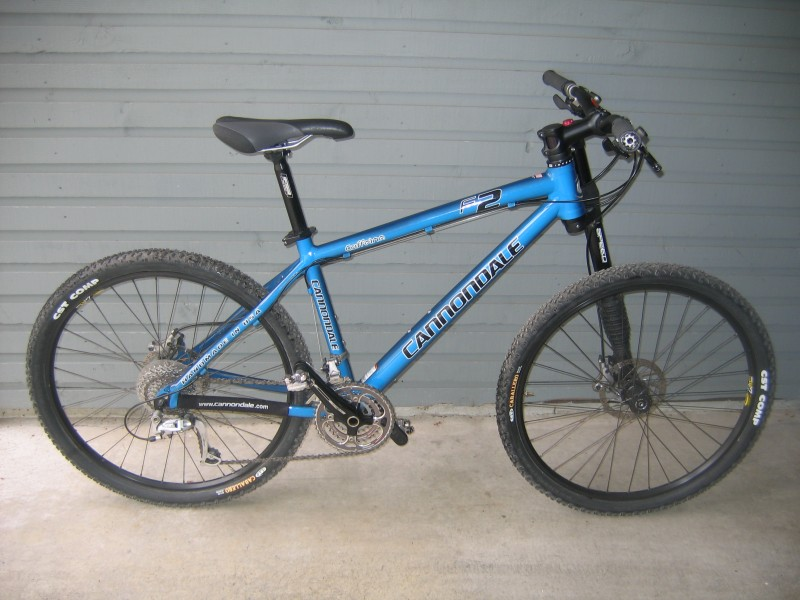 648b50a6bfe 2007 cannondale caffeine f2 For Sale