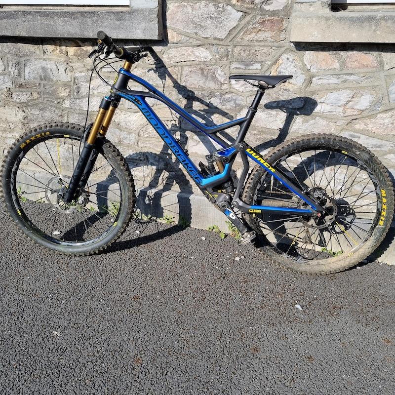 Mondraker Dune XR not my bike but due to buy the frame.