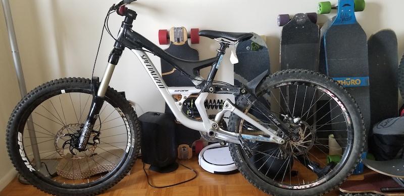 My shitbike demo 8
