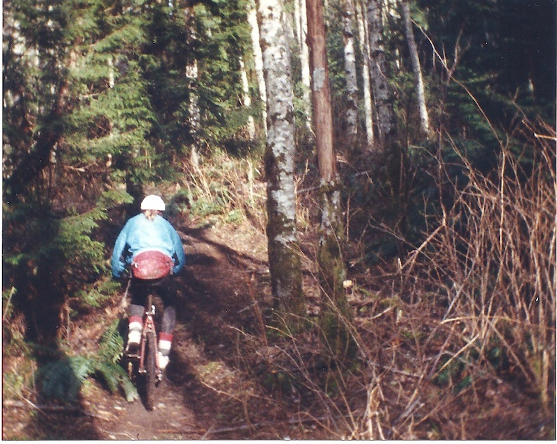 Galbraith circa 1990
