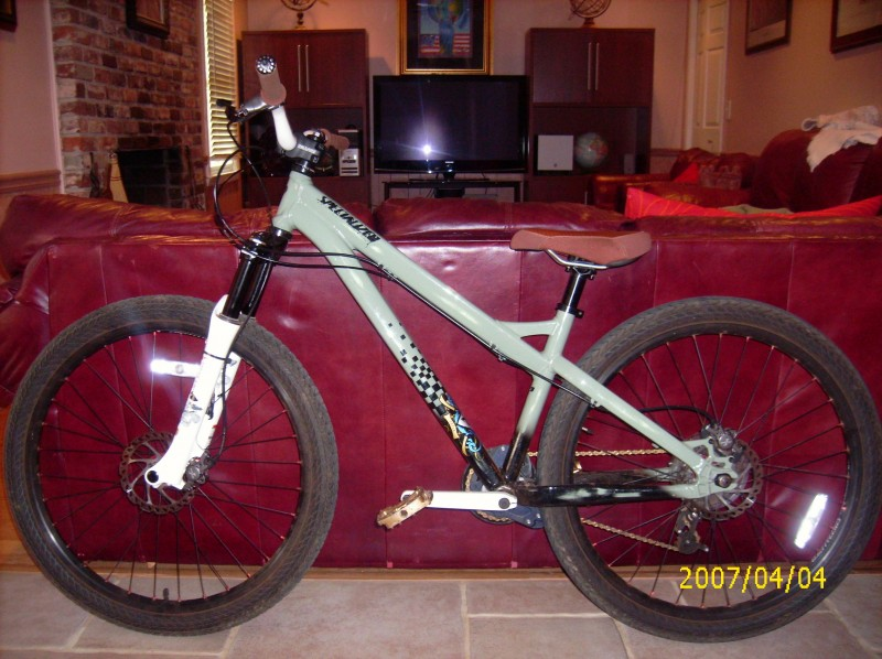 2008 Specialized P.3...better quality