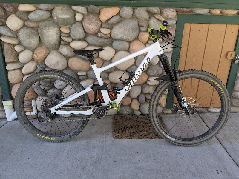 2020 Specialized Enduro WRP Mullet Link amd Fox DHX 2022 coil shock