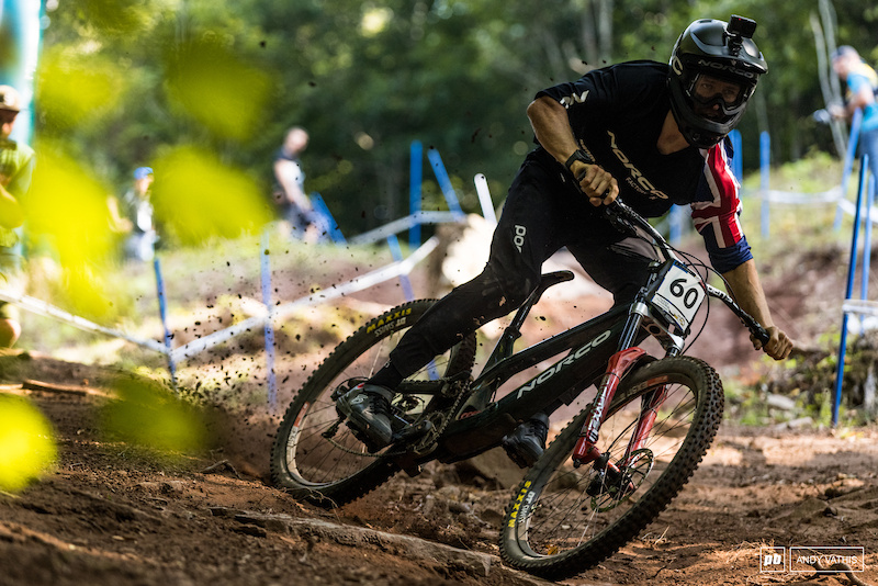 Qualifying Results from the Snowshoe World Cup DH #1 2021 - Pinkbike