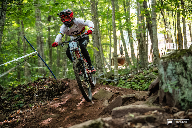 Izabela Yankova is a force to be reckoned with in the junior women category at the moment.