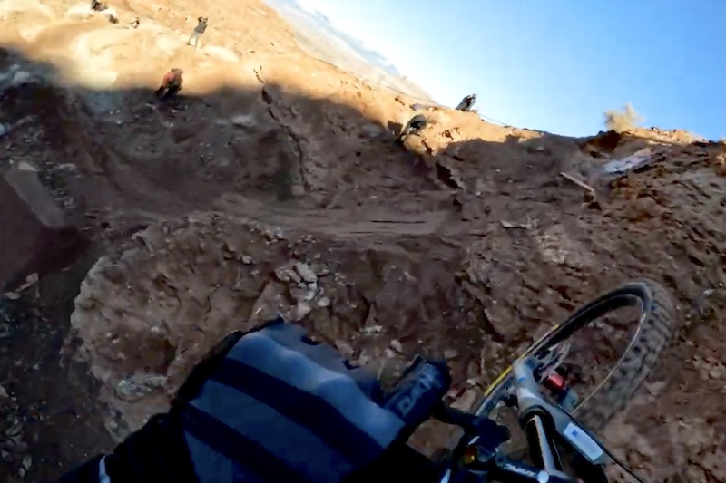 Video: Carson Storch Previews his Gnarly Rampage Line - Pinkbike