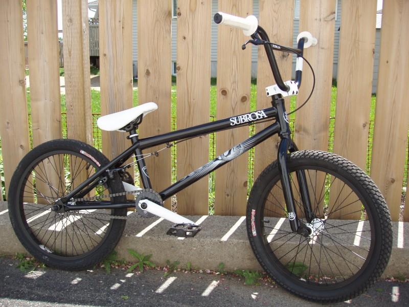 2008 Subrosa Malum Dirt Sick Bike Clean For Sale