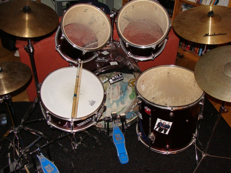 Drums :D
