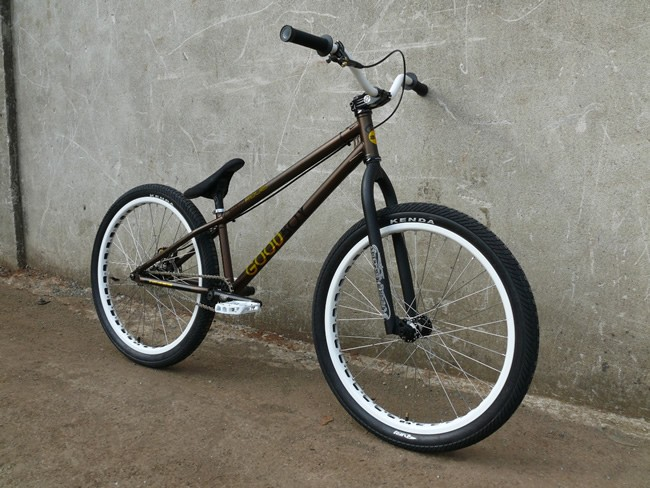 24 bicycles goodboy prototype