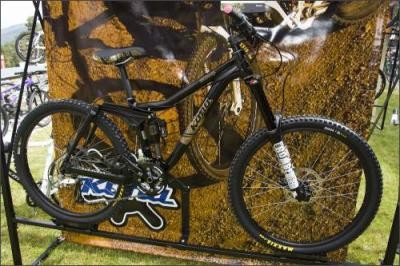 The NEW Kona Minxy For Dirt/Freeride ;)