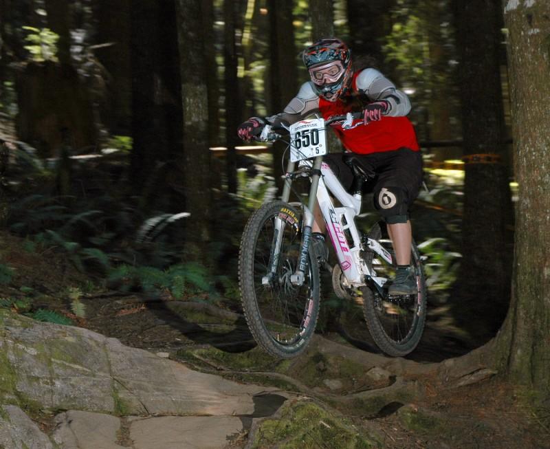 Bear Mtn Challenge 2008