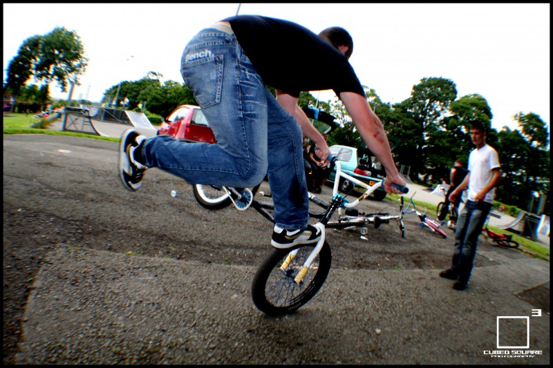 Sam footjam tailwhipping - Cubed Square Photography - Laurence CE